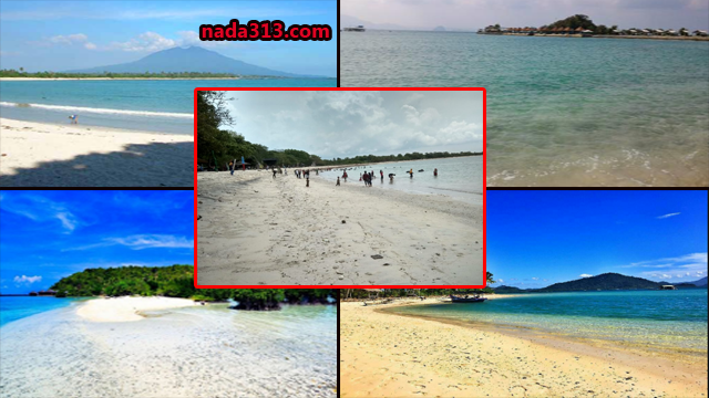 9 pantai di Lampung