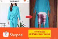 Cara Belanja di Shopee