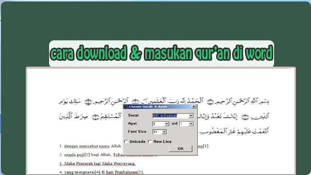 Download aplikasi alquran 30 juz