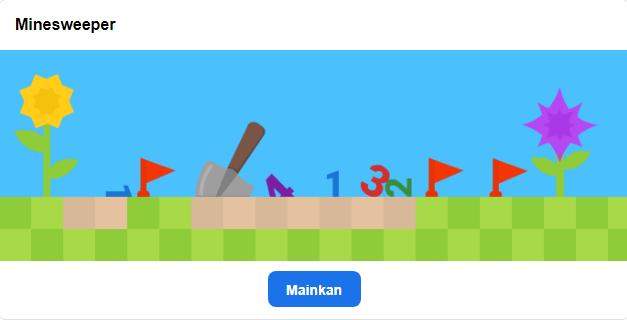 Game Google Tersembunyi Yang Gratis Untuk Dimainkan