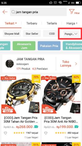 Cara Belanja di Luar Negeri Lewat Shopee
