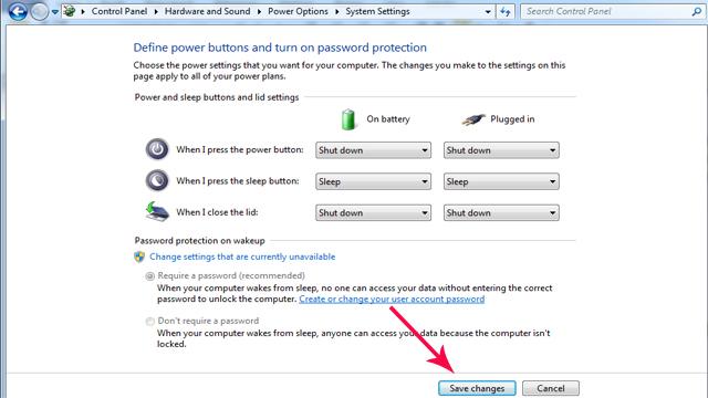 Cara mematikan laptop secara otomatis