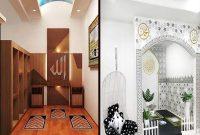 kumpulan desain mushola di dalam rumah