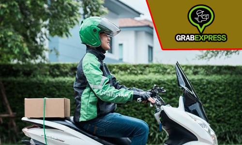 Cara Mengirim Barang Lewat Grab Express