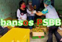 Cara dan Syarat Mendapatkan Bansos PSBB Jakarta